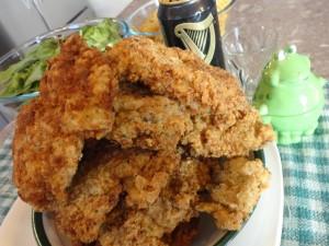 guinness fried chicken