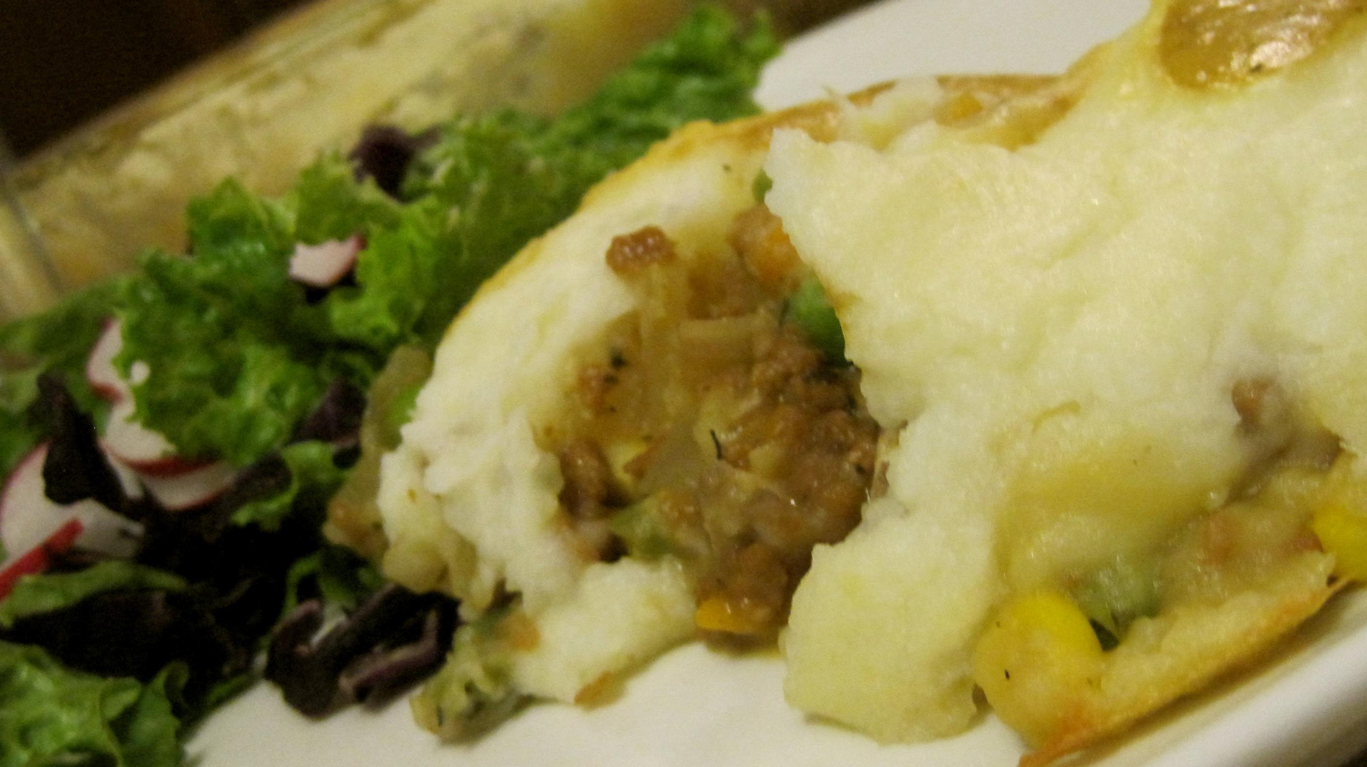 Gardener's Shepherd Pie