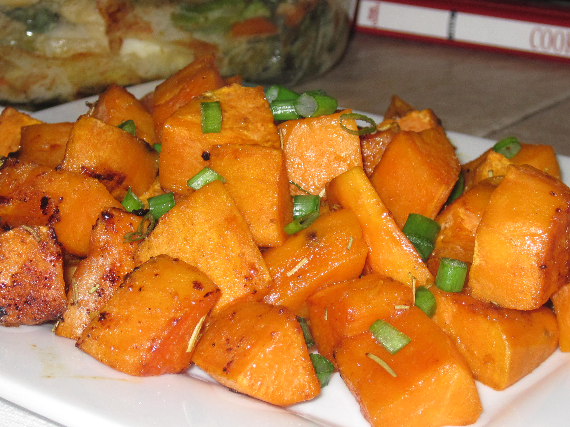 Cajun Sweet Potatoes